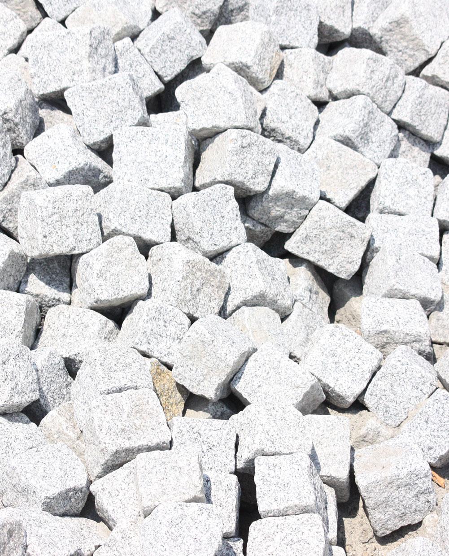 Granit Kleinpflaser 8-11